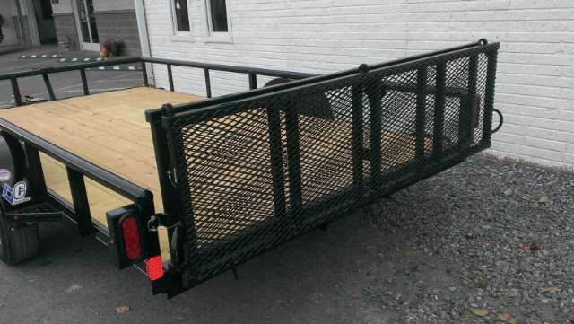 2019 Diamond C Utility Trailer 83x14 Pipe Top 3k- $67 for 36 months