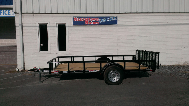 2019 Diamond C Utility Trailer 77x12 Pipe Top- $62 for 36 months