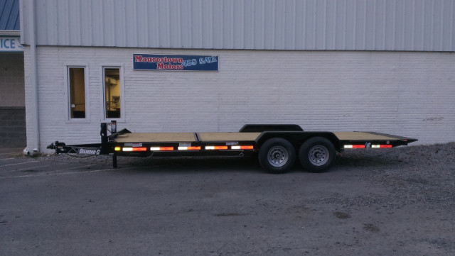 2019 Diamond C Tilt Equipment Trailer 82x22 15k GVW- $159 for 48 months