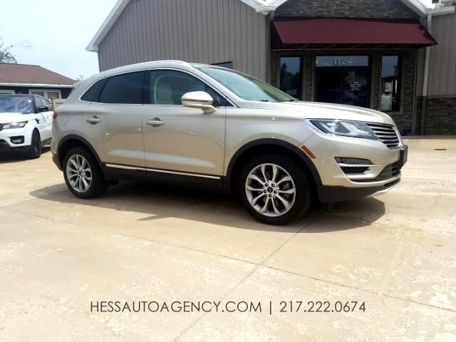 2015 Lincoln MKC Select Plus AWD