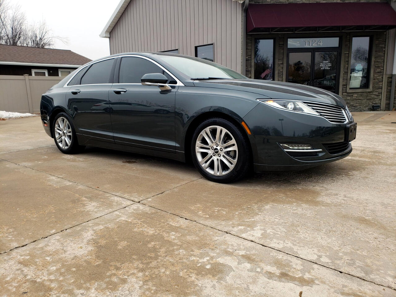 2016 Lincoln MKZ Select AWD