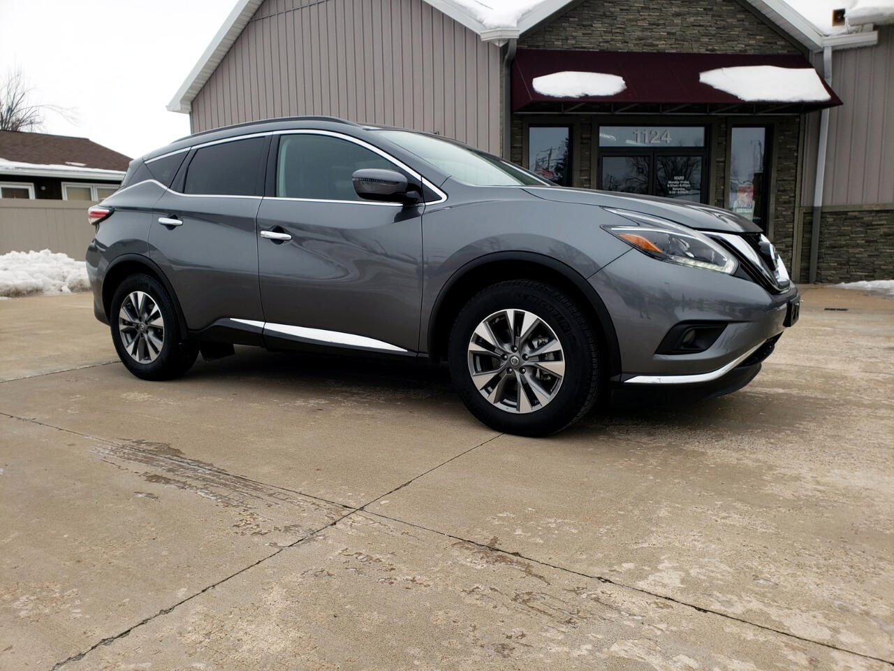 2018 Nissan Murano SV Leather AWD