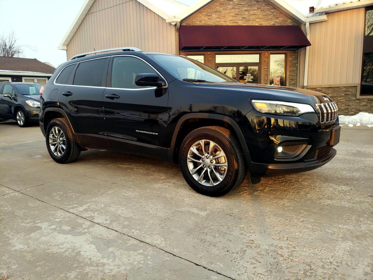 2019 Jeep Cherokee V6 Latitude Plus 4WD