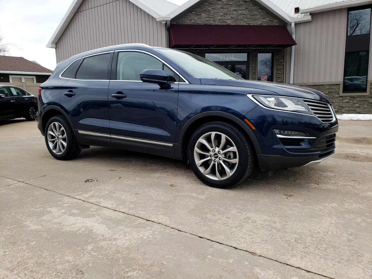 2017 Lincoln MKC Select Plus