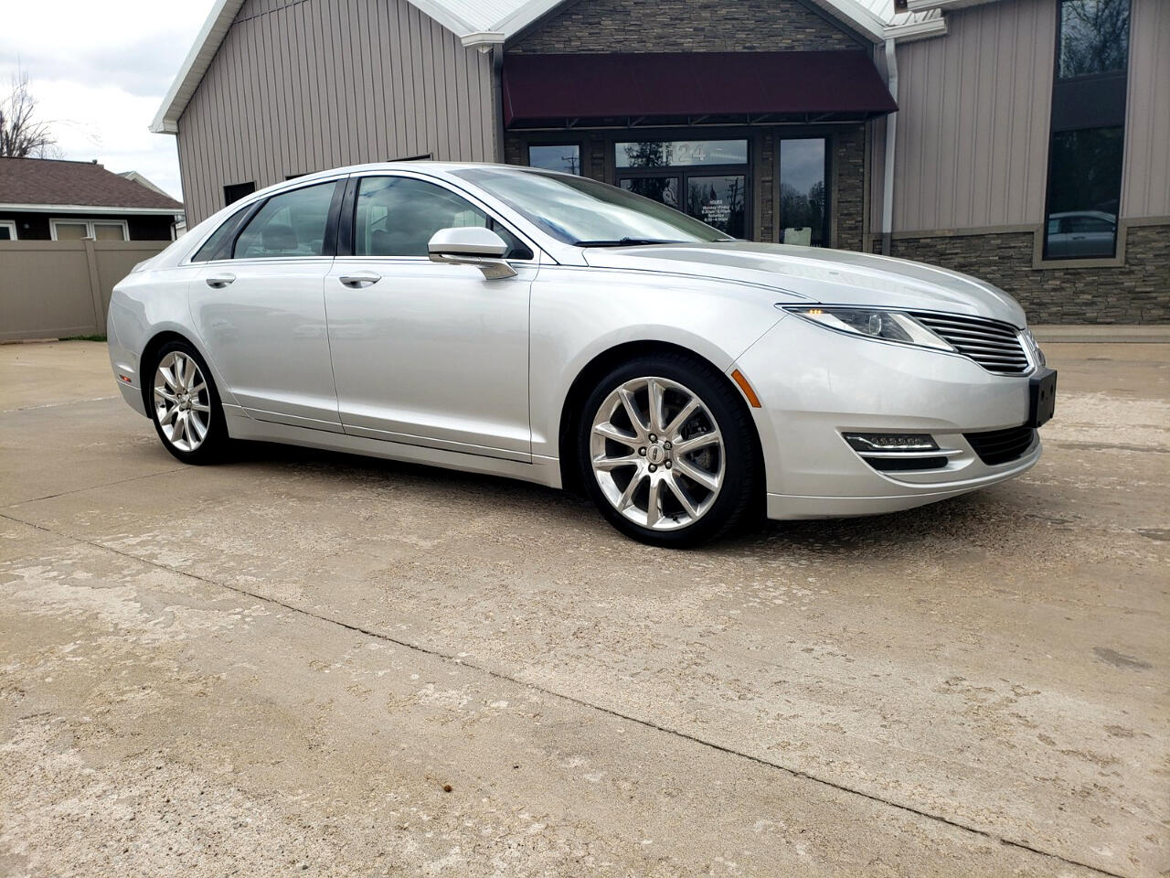 2014 Lincoln MKZ Select AWD