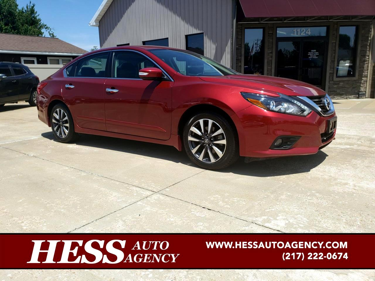 2016 Nissan Altima 2.5 SL Technology Package