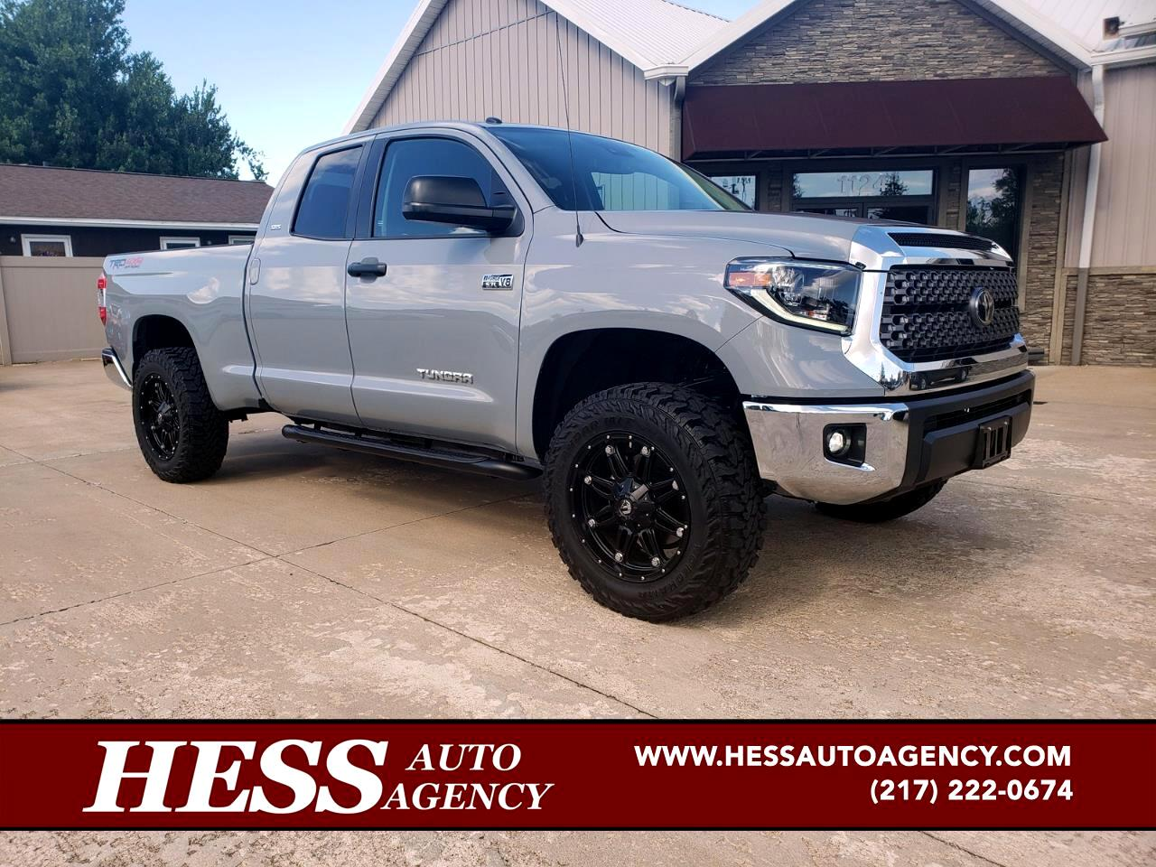 2019 Toyota Tundra SR5 TRD Double Cab 4WD