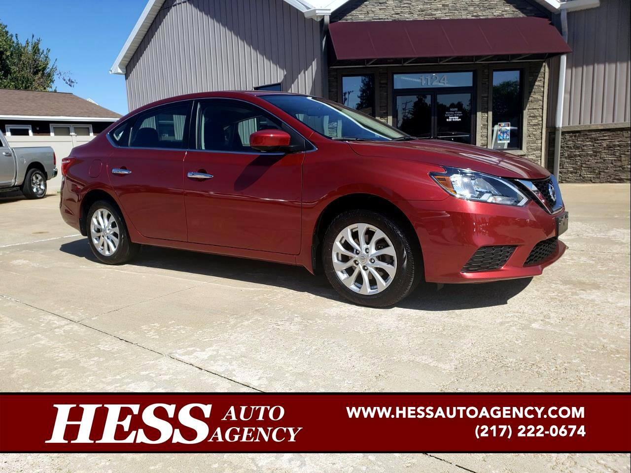 2016 Nissan Sentra SV w/ Style Package