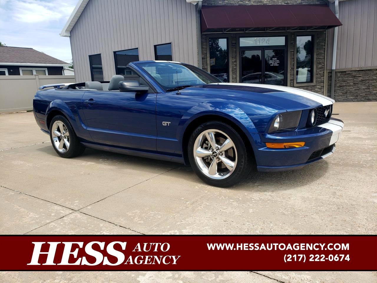 Ford Mustang GT Premium Convertible 2006