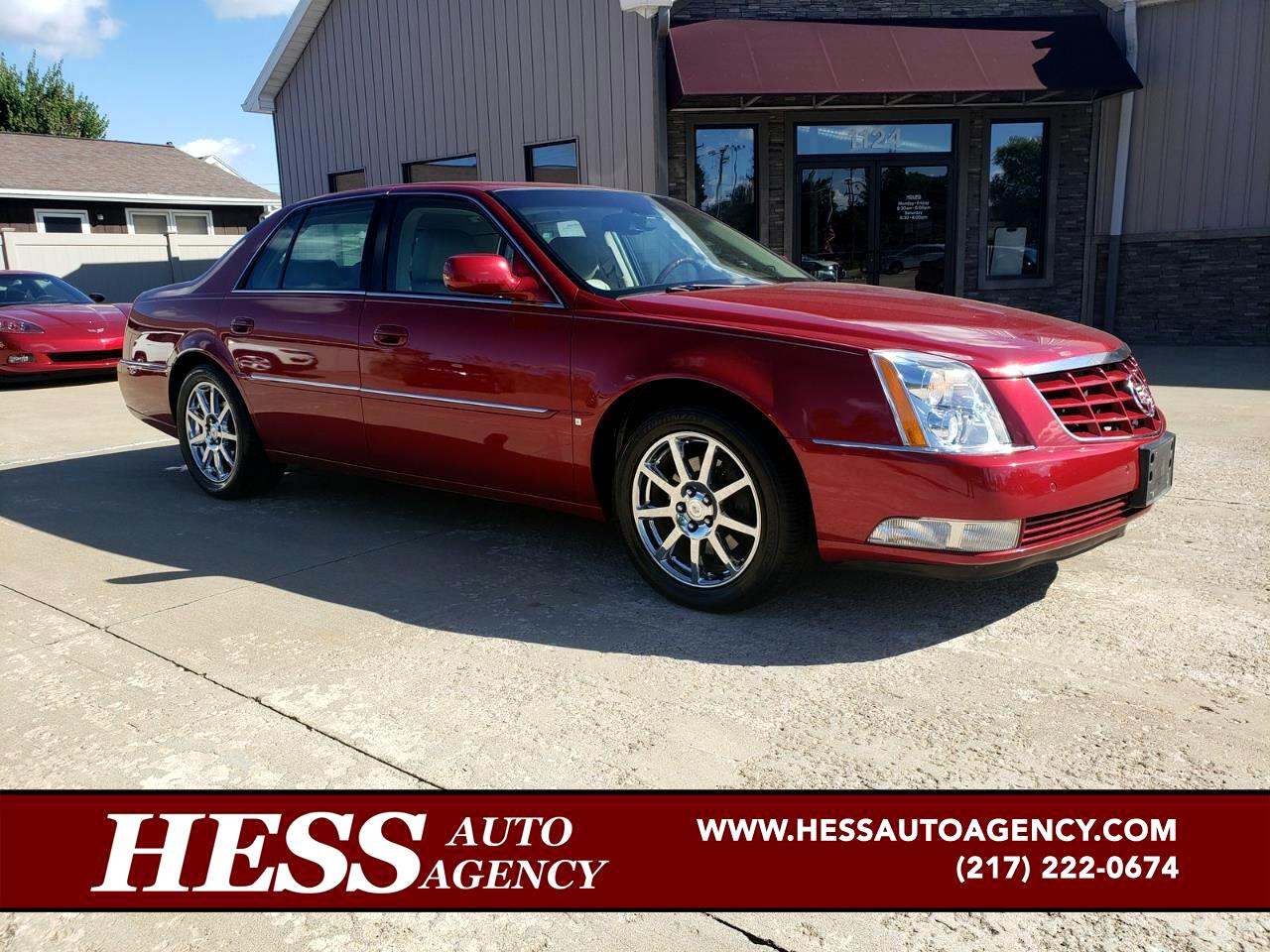 Cadillac DTS Performance 2008
