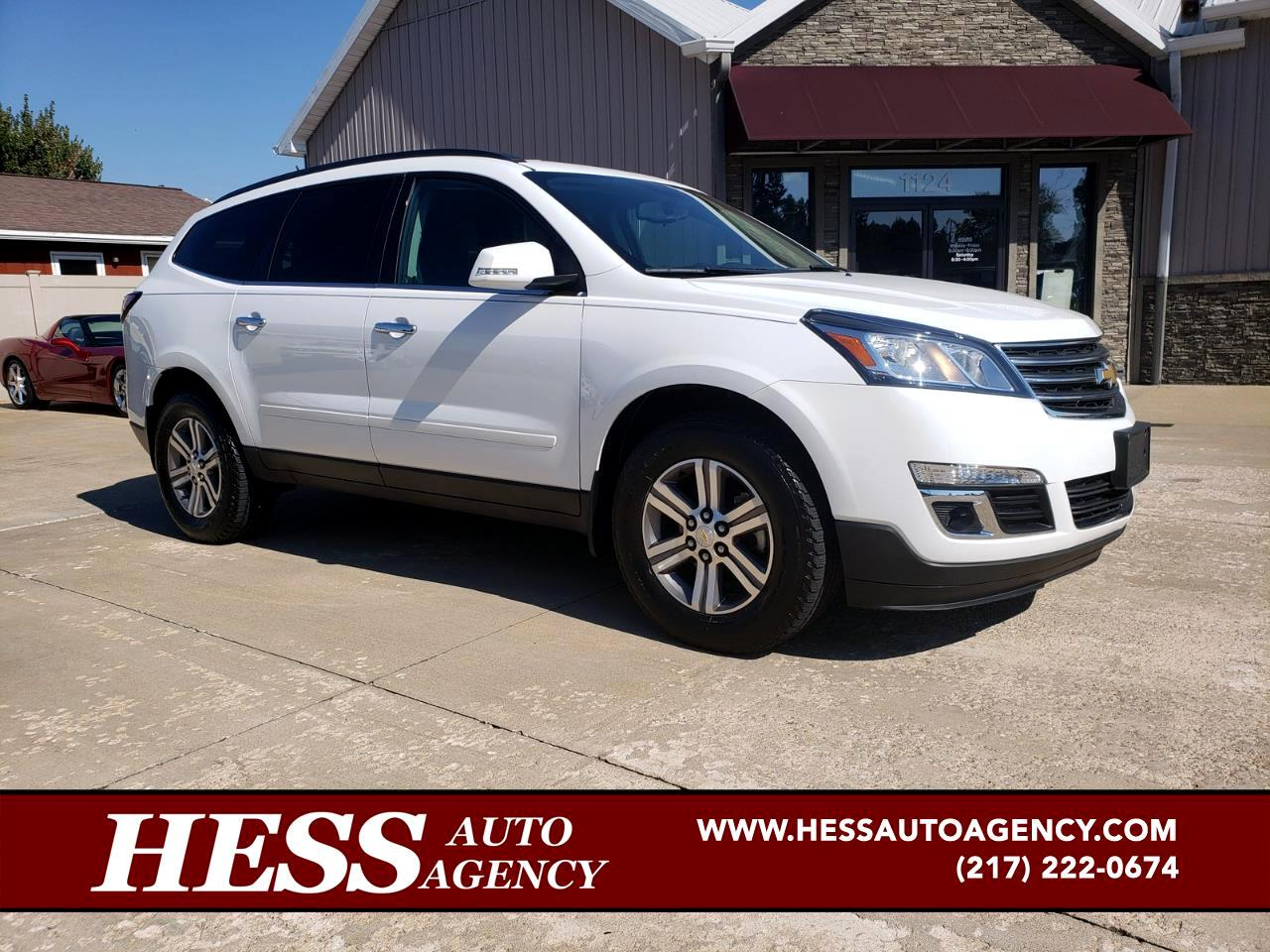 Chevrolet Traverse LT AWD 2017