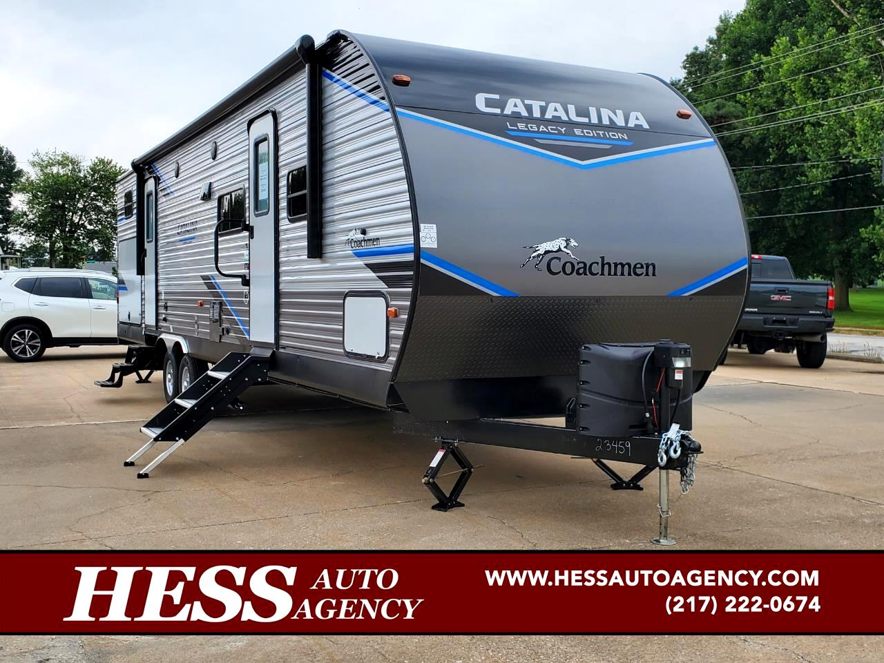 Coachmen Catalina Legacy Edition  2022