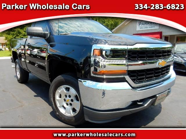2017 Chevrolet Silverado 1500 LS Short Box 2WD