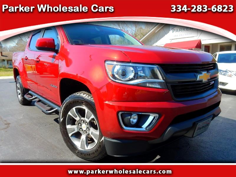 Chevrolet Colorado Z71 Crew Cab 2WD Short Box 2017