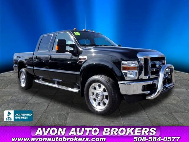 2010 Ford F-350 SD Cabela Crew Cab Long Bed 4WD