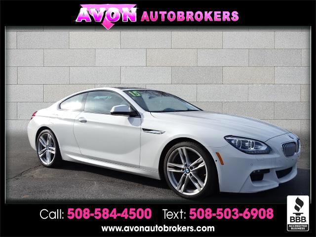 2015 BMW 6-Series 650i xDrive Msport