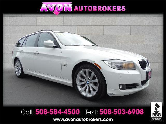 2012 BMW 3-Series Sport Wagon 328i xDrive