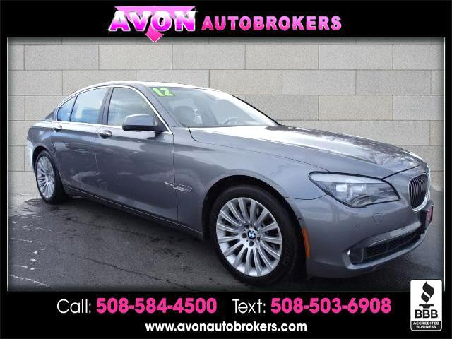 2012 BMW Alpina B7 750i xDrive