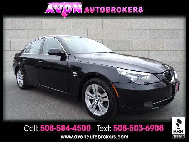 2010 BMW 5-Series 528i xDrive