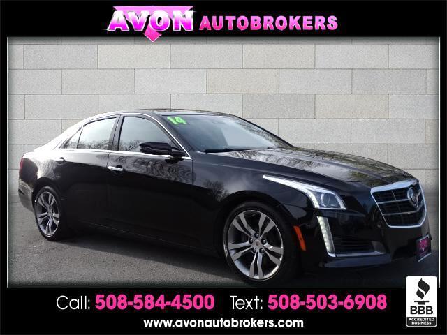 2014 Cadillac CTS Vsport Premium RWD
