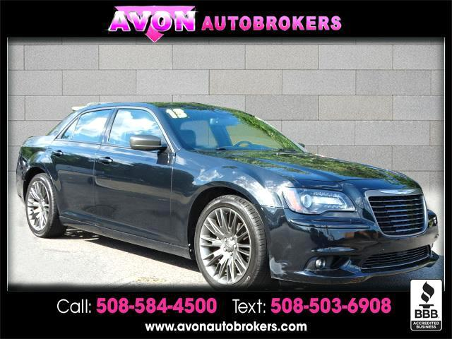 2013 Chrysler 300 300C John Varvatos Limited Edition