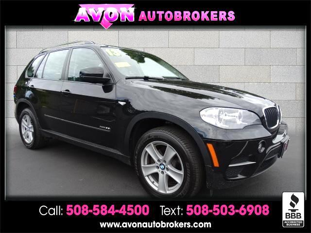 2013 BMW X5 AWD 4dr xDrive35i Sport Activity xDrive35i Sport A