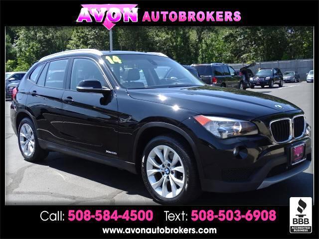 2014 BMW X1 AWD 4dr xDrive28i xDrive28i