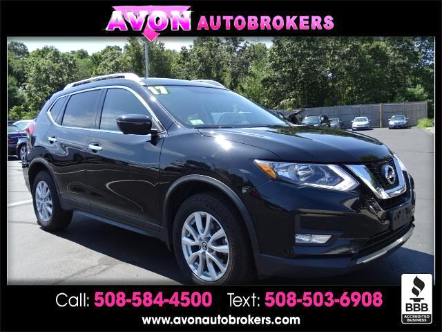 Used 2017 Nissan Rogue in Avon, MA | Auto com | KNMAT2MV9HP503798