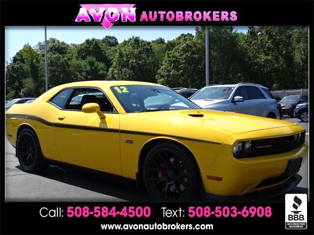 2012 Dodge Challenger Yellow Jacket