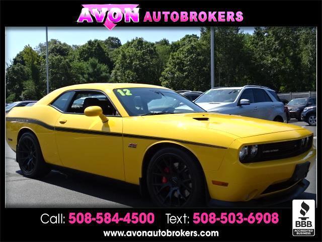 2012 Dodge Challenger Yellow Jacket