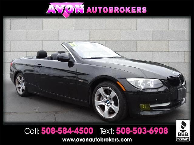 2011 BMW 3-Series 2dr Conv 335i 335i