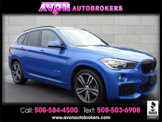 2017 BMW X1 xDrive28i Sports Activity Vehicle xDrive28i