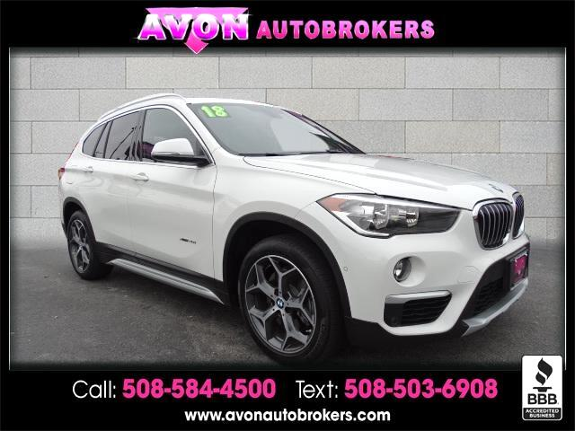 2018 BMW X1 xDrive28i Sports Activity Vehicle xDrive28i