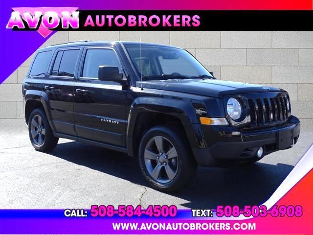 used 2015 jeep patriot high altitude edition for sale in avon ma 02301 avon auto brokers avon auto brokers