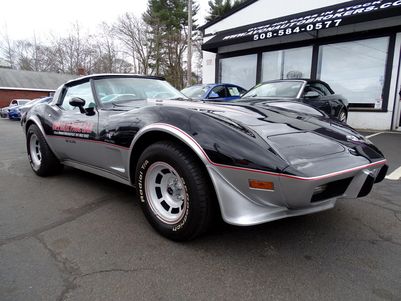 Chevrolet Corvette 2dr Coupe 1978