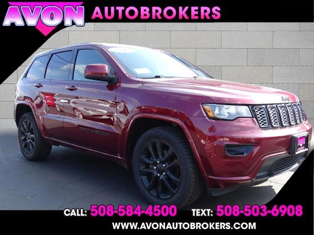 used 2017 jeep grand cherokee altitude for sale in avon ma 02301 avon auto brokers avon auto brokers