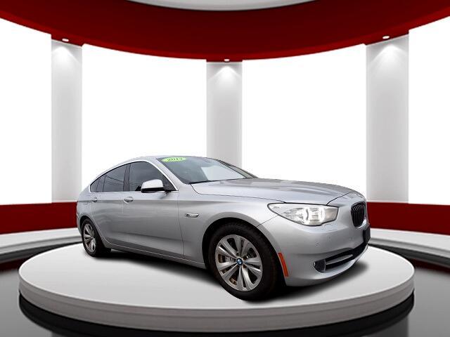 BMW 5-Series Gran Turismo  2013
