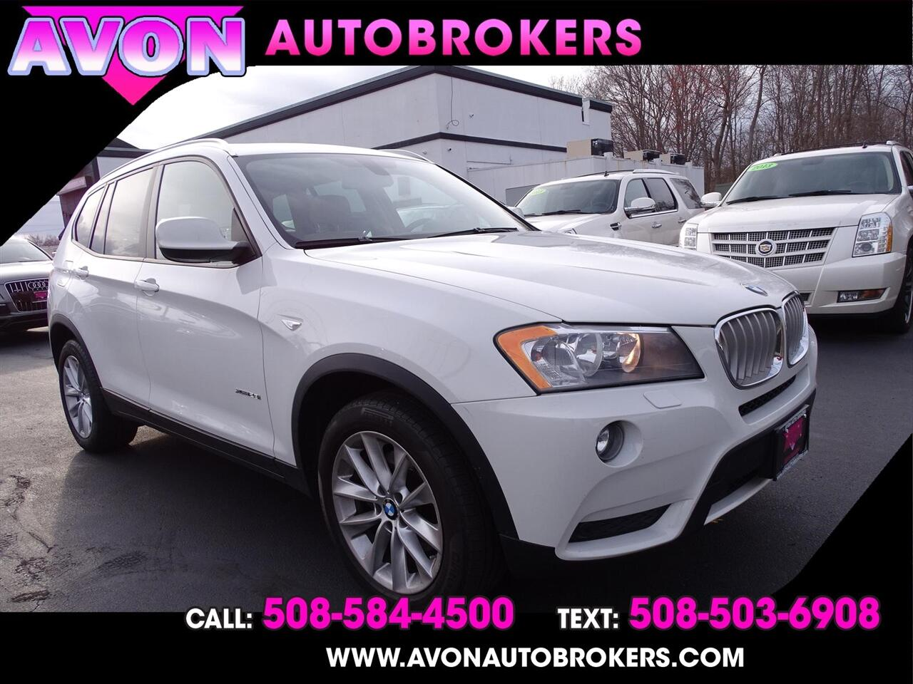 Used Bmw X3 Avon Ma