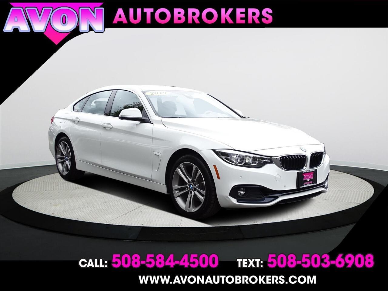 BMW 4-Series Gran Coupe  2019
