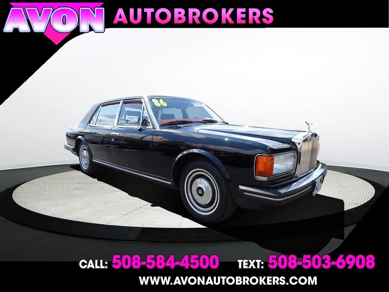 Rolls-Royce Silver Spur  1986