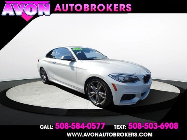 BMW 2-Series  2016