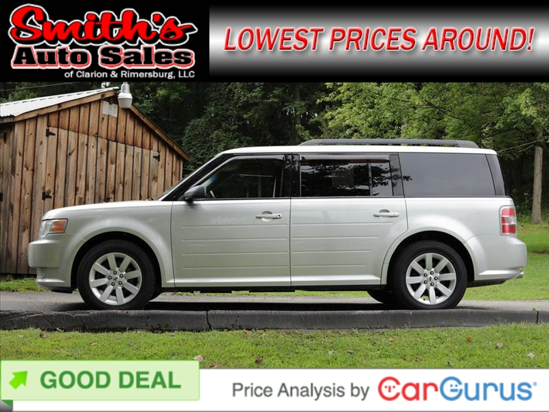 2009 Ford Flex SE FWD (THIRD ROW) 103k miles