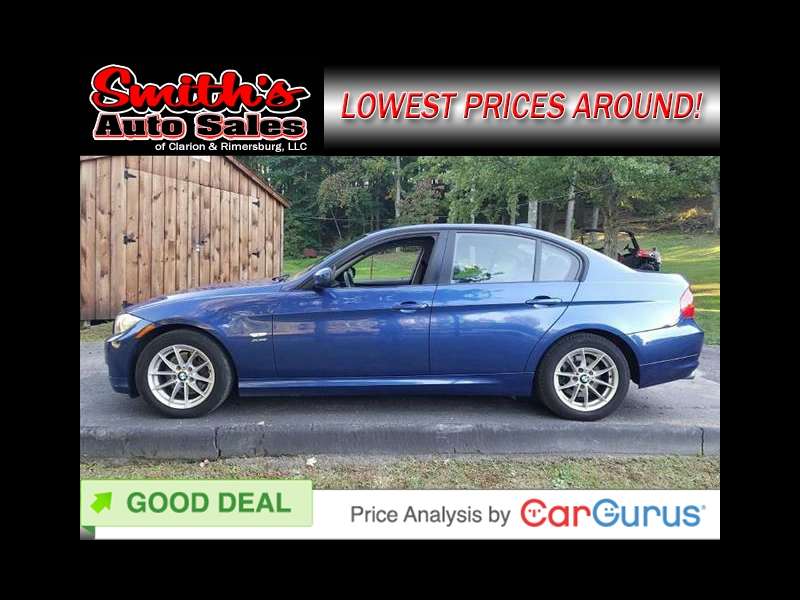 2010 BMW 3 Series XI XDRIVE AWD 94k miles