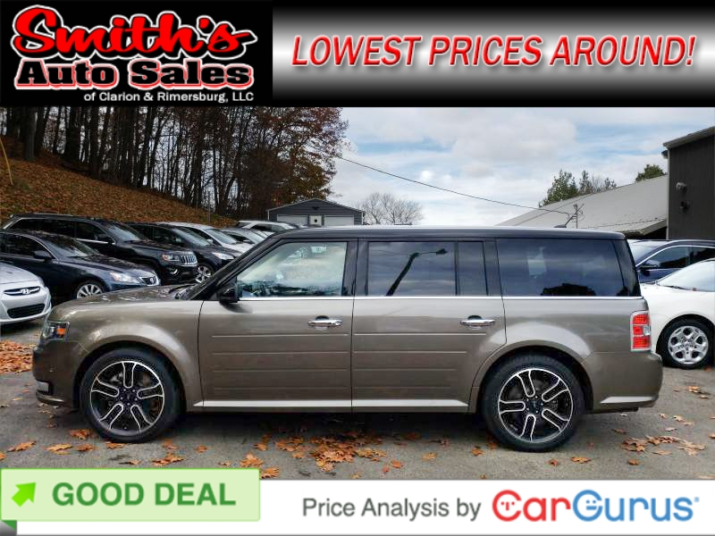 2013 Ford Flex LIMITED AWD (LOADED) 91k miles