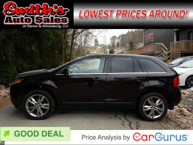 2013 Ford Edge LIMITED AWD 71k miles