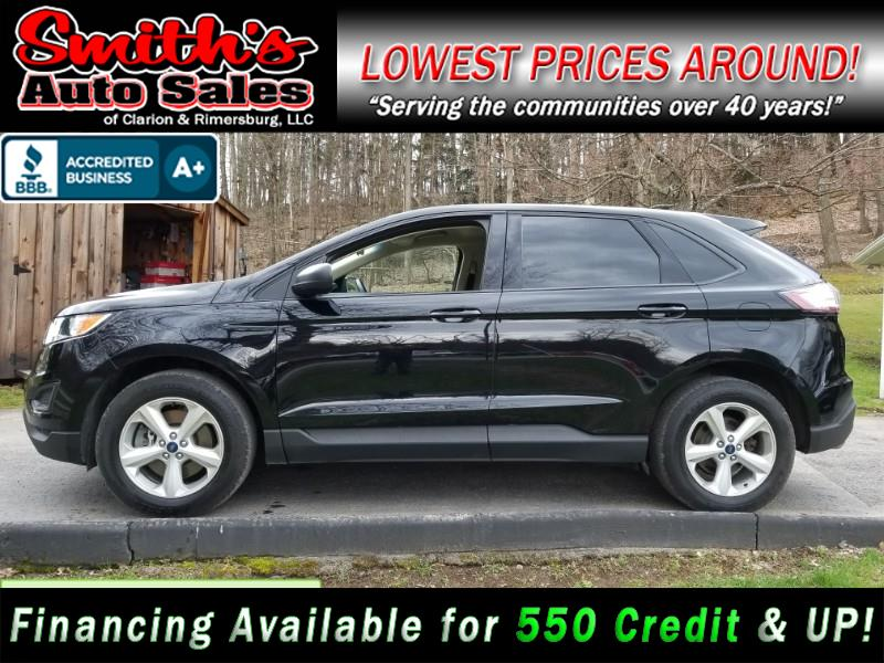 2017 Ford Edge SE AWD 93k miles