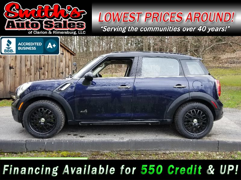 2015 MINI Cooper Countryman COUNTRYMAN AWD 80k miles