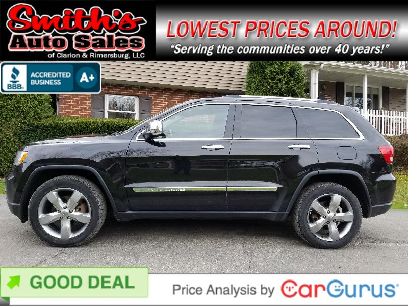 2013 Jeep Grand Cherokee LIMITED 4WD 98k miles (LOADED)