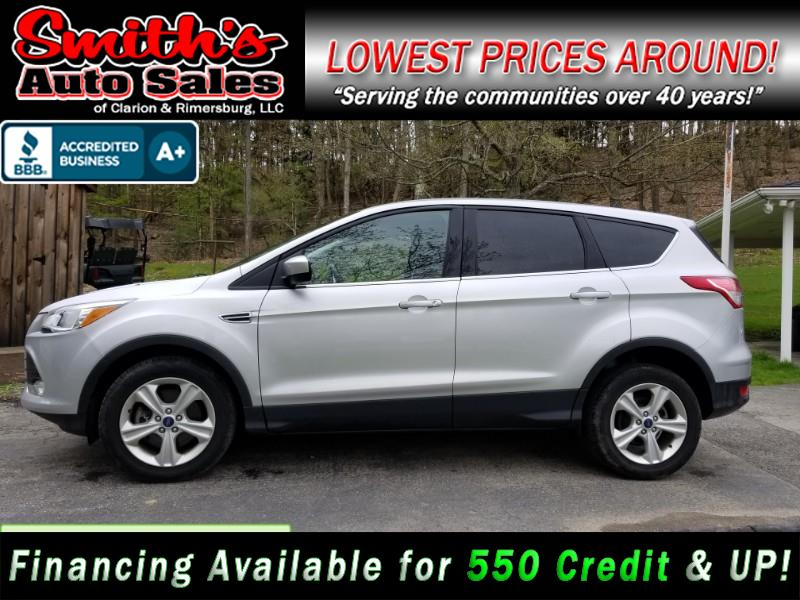 2015 Ford Escape SE 4WD 76k miles