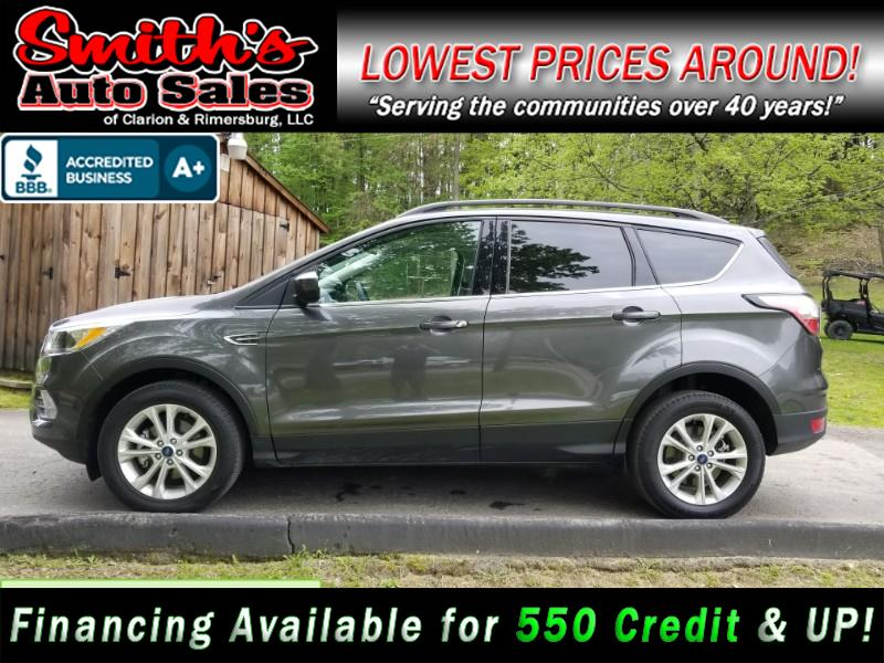 2018 Ford Escape SE FWD 33k miles